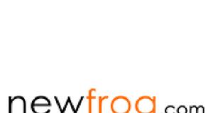 NewFrog.com - $5 Off Orders Over $40