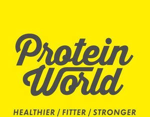 Protein World - Free Shipping On All Orders